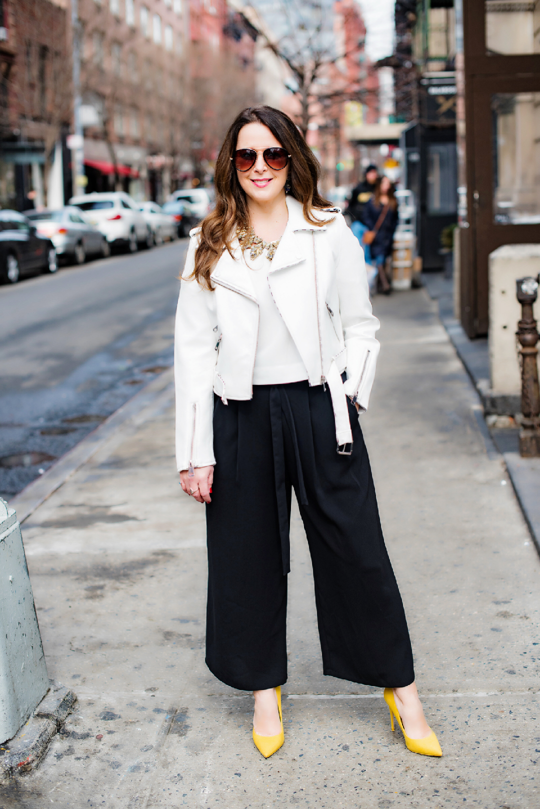 Ageless Fashion: White Says Chic