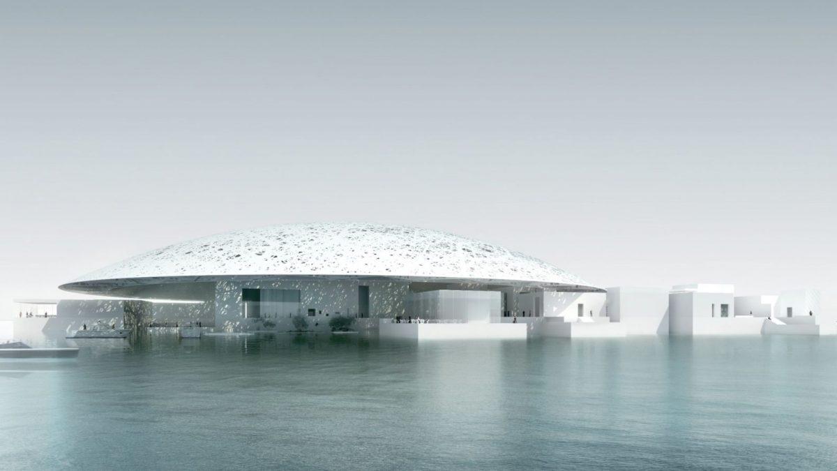 Louvre - arts in Abu Dhabi