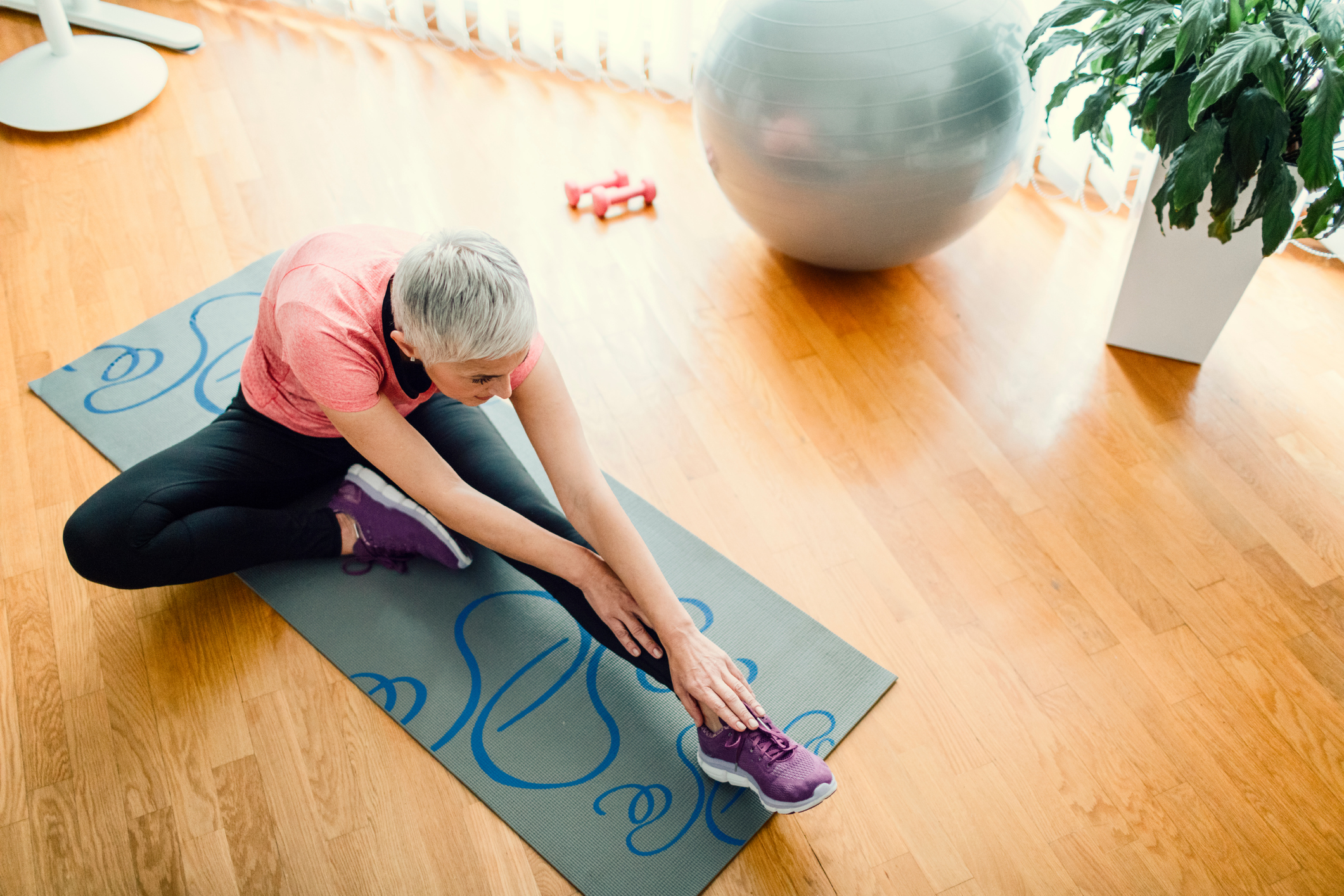 Movement is Life | Shirley Meerson, Ageless Wellness Health Coach