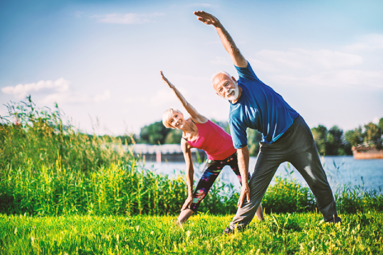 Movement To Slow Down the Aging Process | Shirley Meerson, CHWC